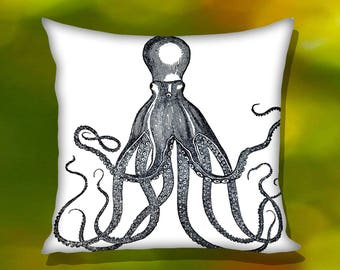 Octopus Pillow Case