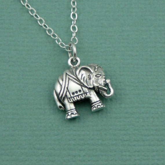 Elephant necklace sterling silver elephant necklace elephant necklace sterling silver elephant necklace elephant jewelry indian elephant yoga gifts yoga teacher gift mozeypictures Image collections