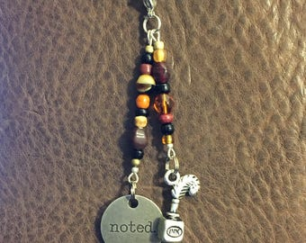 Noted Planner Charm