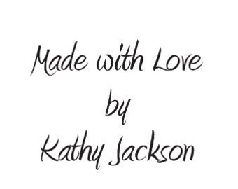 Made with Love By Custom Stamp - C586