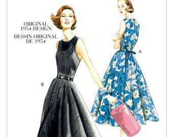 By Vogue V8788 retro vintage sewing pattern