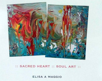 Sacred Heart : Soul ART - On Being Authentic