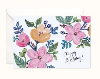Charming Birthday card