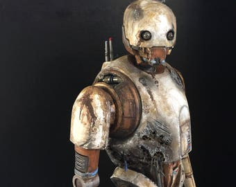 Custom K-2SO Droid from Rogue one