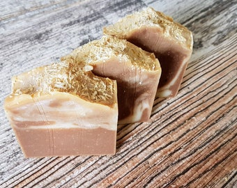 Cacao and Coconut Bar Soap