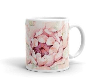 Coffee Mug - 11 oz - Mug - Cactus mug