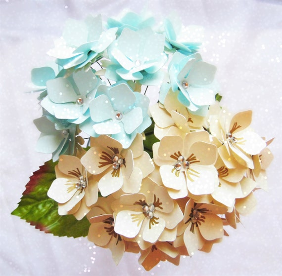 Papier Blume Vorlagen & PDF-Muster-DIY Papier Blumen-Papier