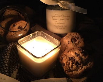 Cinnamon /16 oz/soy/calming/soothing /aromatherapy /vegan /candle