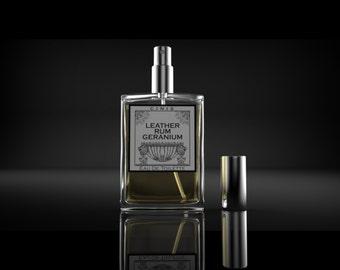 Leather Rum Geranium, EDT, fragrance