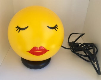 Lamp emoticons Happy lamp cod: GE-SEXY