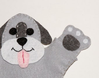 Puppy Hand Puppet