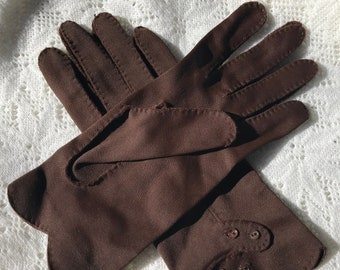 Classic lady's gloves