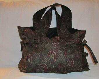 Cloth Shoulder Bag
