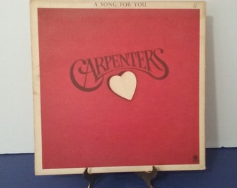 The Carpenters - A Song For You - Circa 1972