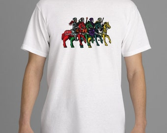 Four Horsemen : Phish T-Shirt