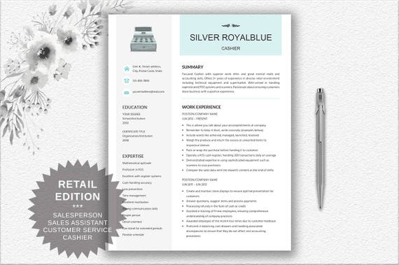 cashier resume retail resume cover letter cv writing