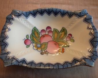 Art Deco Losol Ware Fruit Bowl