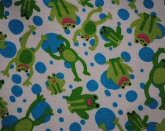 Sale! Cotton Knit Kiddie Print, 1 yd