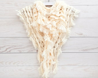 Beautiful Peach Lace Scarf, Crochet cover up, summer scarf, light scarf, Mother's Day Gifts, Gift Ideas For Her (012)