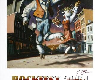 Bockfest 2004 poster