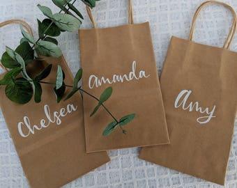 Small Custom Gift Bags