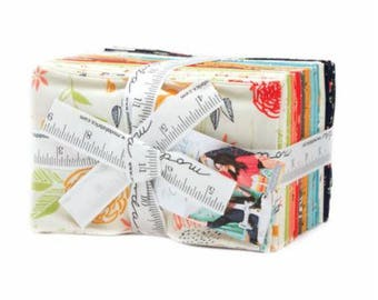 Creekside Fat Eighth Bundle by Sherri and Chelsie for Moda Fabrics. 37530F8