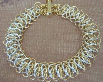 Eos Viperscale Chainmaille Bracelet
