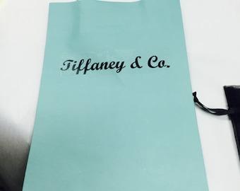 """Tiffan""""e""""y Style Gift Bags"""