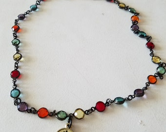 Multi-color with pendant