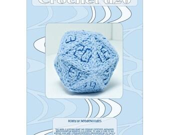 Crochet d20 Pattern PDF