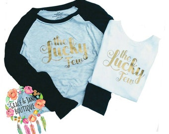 The Lucky Few Mama and Me matching set, The Lucky Few, Down Syndrome, Extra Chromosome