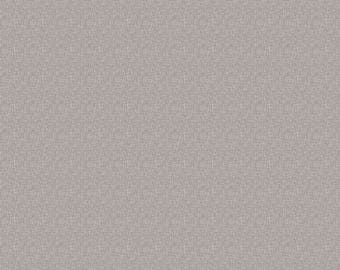 Gray Hashtag Small - Riley Blake Designs - White on Gray Grey - Quilting Cotton Fabric - choose your cut