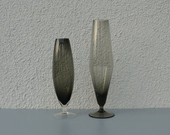 two nice trink glasses, looks like WMF. 20 and 24cm high.