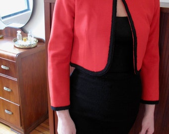 1960s Cropped Jacket