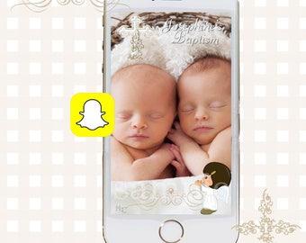 Baptism Snapchat GeoFilters, Baptism Snapchat Filters, Snapchat Filter, Baptism Snapchat GeoFilter, Baptism Snapchat, Custom FIlters