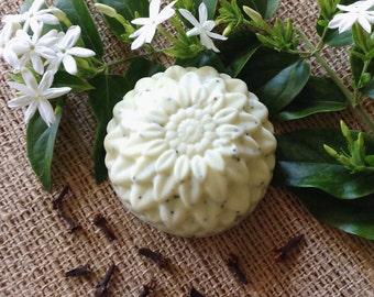 Jasmine, Vanilla, & Clove Soap