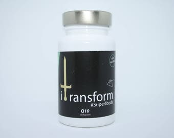 Q 10 , 50 mg per Capsule, 60 Capsules,Supplements, lifestyle ,Sport,Fitness,Nature,Beauty,Sport