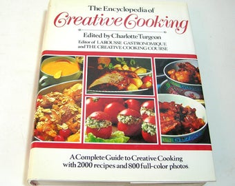 The Encyclopedia of Creative Cooking edited by Charlotte Turgeon