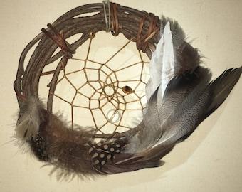 Natural Native American Dream Catcher