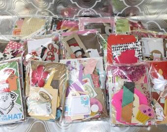 Scrapbook Ephemera Grab Bag