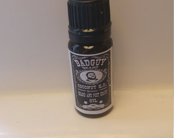 BadGuy Brand - Coconut K.O beard and post shave oil 10ml