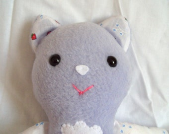Wobbly Kitty Plush - Ichigo