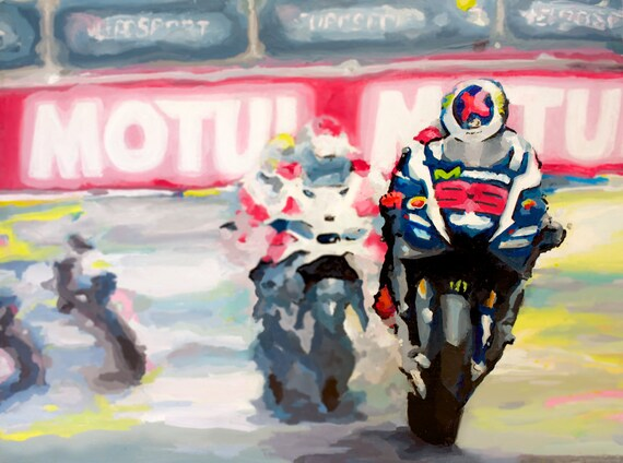 Round 5: MotoGP LeMans, Lorenzo