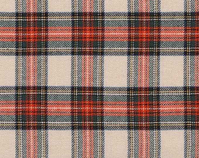 RED by Sevenberry from Sevenberry: Classic Plaid Twill
