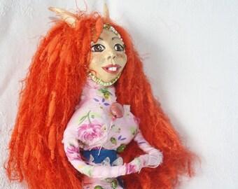 Kaltes Spirit Doll