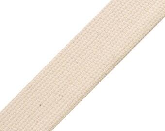 Belt, cotton, 3 cm x 2m (1255)