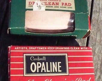 Drafting Dry-Clean pads