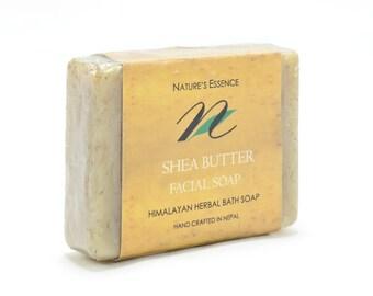 Fairtrade Shea Butter Facial Soap