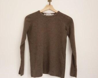 vintage 90s Bloomingdale's sweater