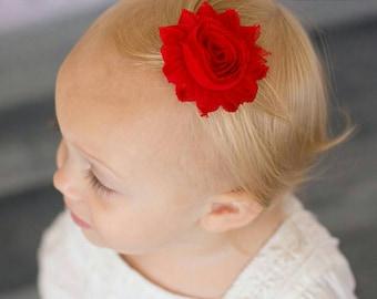 toddler flower hair clip - Rainbow hair clip set - toddler hair clip set of 6 - toddler hair clip set - baby hair clips - hair clips - baby